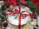Large size Xmas cake