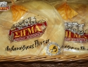 Lebanese pita bread