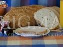Traditional sourdough koulouri